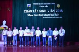 Lễ trao học bổng cho sinh viên