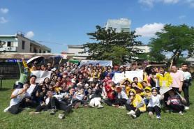 Sinh viên khoa Điện tổ chức Team