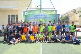 Giải bóng đá các lớp CLC Khoa Điện