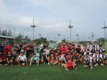 THE SECOND SEASON FOOTBALL CHAMPIONSHIP OF STUDENT IN THE HIGH-QUALITY PROGRAM-FACULTY OF ELECTRICAL ENGINEERING