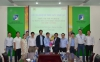 Reception Ceremony of Experimental equipment for Distribution Grid Automation sponsored by ABB Vietnam Co. Ltd.