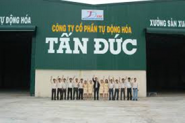 Recruitment Notification-Tan Duc Automation Joint Stock Company